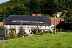 Wanderhotel Sonnebergbaude Objektansicht