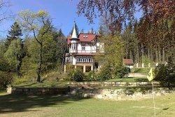 Villa Lückendorf Objektansicht
