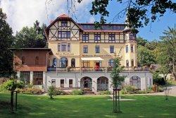 Altes Kurhaus Lückendorf Objektansicht