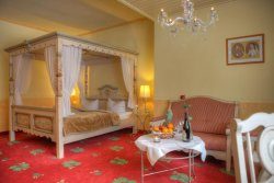 Romantik Hotel Lindengarten Objektansicht