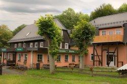 Pension Forsthaus Hain Objektansicht