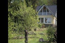 Haus im Wald Objektansicht