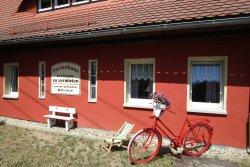 Ferienhaus Mandauhäusel mit Sauna Objektansicht