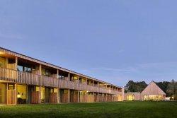 Waldstrand-Hotel Objektansicht